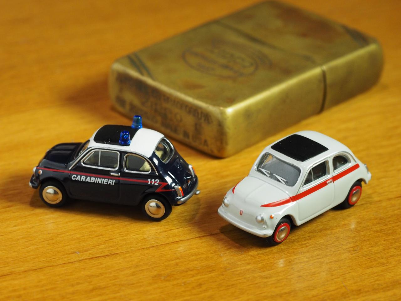 PremiumClassiXXs1/87 FIAT500ABARTH_前