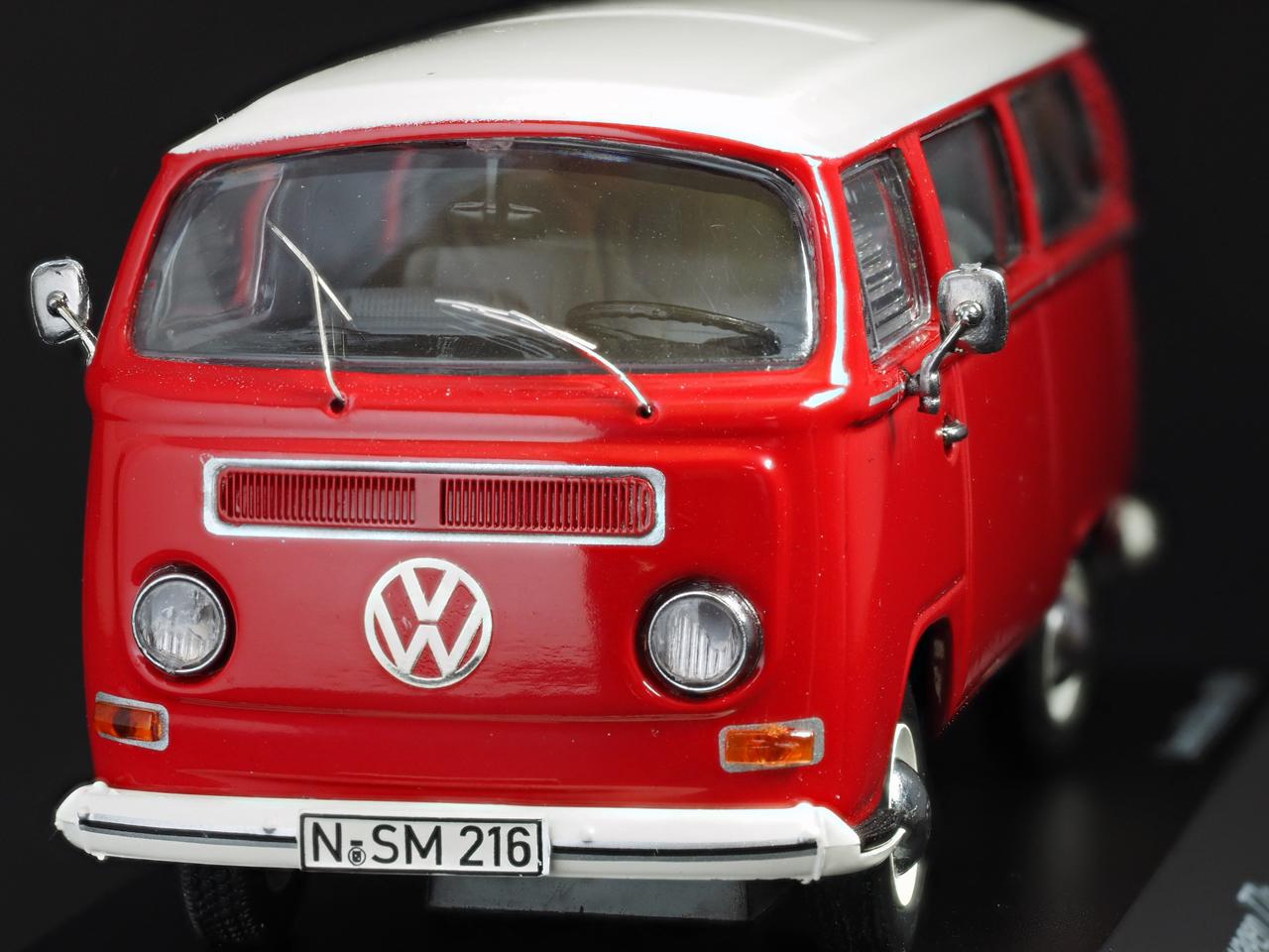 フォルクスワーゲン Type2(バス)シュコー1/43_SP01
